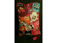 Furby hide and seek cushion