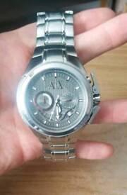 Armani Exchange Mens Watch.