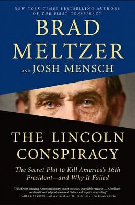 The Lincoln Conspiracy by Brad Meltzer (Digital : 2020)
