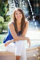 Summer Fountain Photoshoots - Female Models Wanted