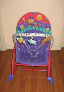 Rocking Chair Bouncer Tummy Time Play Mat Gym