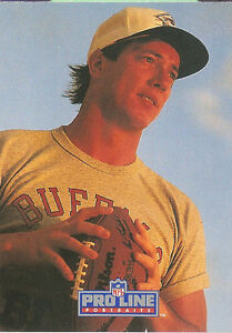 1991 Pro Line Portraits Series Card # 1