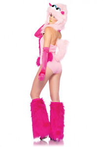 Monster Cosplay Costume pink S/M