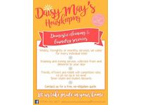 Daisy May's Housekeeping Domestic Cleaning and Laundry Service