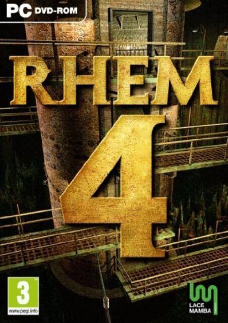 RHEM 4 ( PC-DVD ) NEW SEALED
