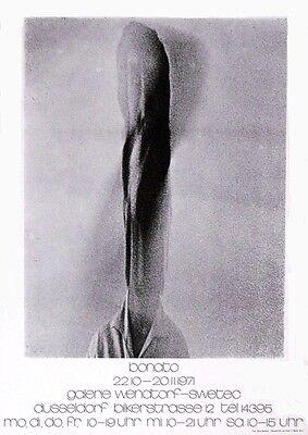 Bonato, Victor - 1971 - Galerie Wentdorf-Swetec