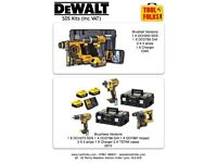 Dewalt SDS Kit