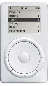 WANTED 1st Generation iPod