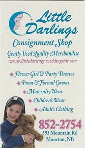 Little Darlings ~~BRAND NAME Clothing~~ FOR EVERYONE