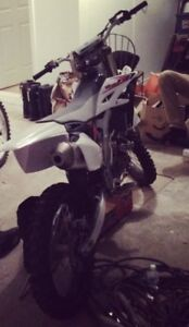 motocross yz250f comme neuf