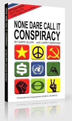 None Dare Call It Conspiracy - Original Edition