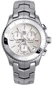 Watch / montre TAG HEUER LINK