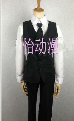 Good Animal Costumes (NEW Anime Tokyo Ghoul Ken Kaneki Uniform cosplay costume custom made)