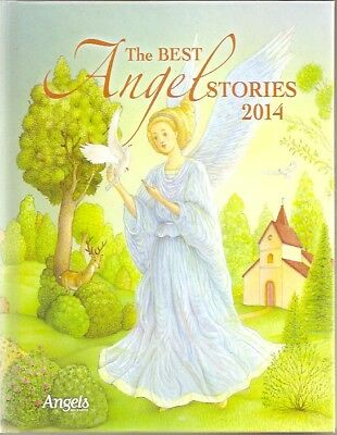 C901 The Best Angel Stories Hardback Book Religious