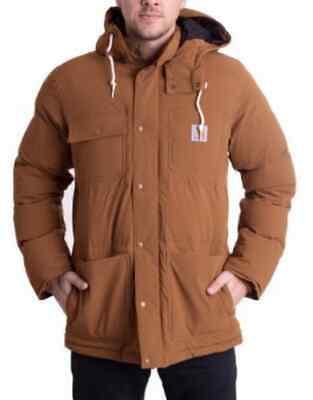 Chaqueta Hombre Carhartt Alpine Abrigo ((Hamilton Marrón / Negro) Talla XL
