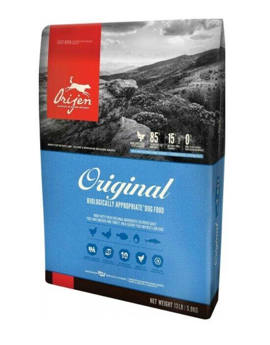 ORIJEN Original Dry Dog Food, 25 lbs.