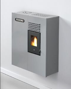 poele a mure granules pellet eva calor matilde 4 kw 100 mc ebay. Black Bedroom Furniture Sets. Home Design Ideas