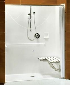 MAAX Barrier Free Shower Stall - Pick-up BURLINGTON