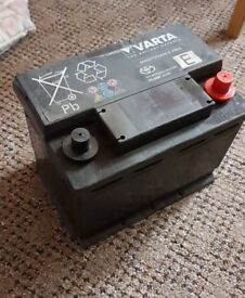 Toyota avensis car battery (available)