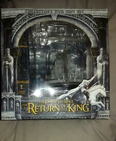 The Lord of the rings , the return of the king DVD