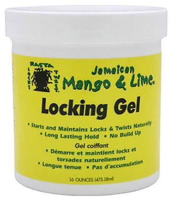 Jamaican Mango - Lime Locking Hair Gel, 16 (Lime Locking Gel)