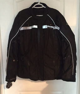 New Pricing!!! Men's Tourmaster Motorcycle 3-in-1 Jacket