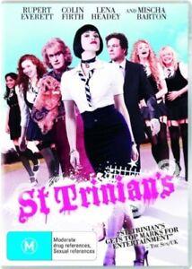 ST TRINIAN'S 1..COLIN FIRTH..MISCHA BARTON...REG 4...NEW & SEALED   dvd684