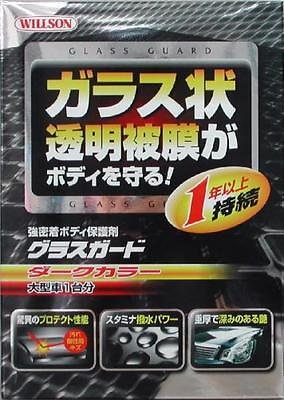 Willson Body Glass Guard Coating Care for Dark Large Cars 140ml