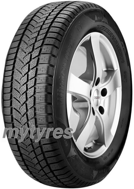 2x WINTER TYRES Sunny Wintermax NW211 215/60 R16 99H XL M+S