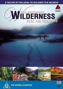 Film-Australia-039-s-Wilderness-Real-amp-Imagined-2-Daul-Layered-Discs-VGC