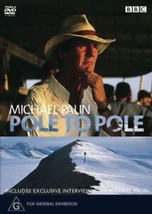 Pole To Pole With Michael Palin (DVD, 2005, 2-Disc Set)  NEW & SEALED    D2447