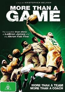 More Than A Game (DVD, 2010)