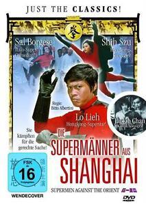 Antonio Cantafora - Die Supermänner aus Shanghai (OVP)