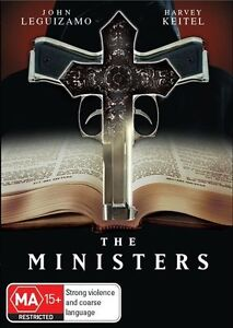 The Ministers (DVD, 2010) R4 BRAND NEW SEALED - FREE POST!