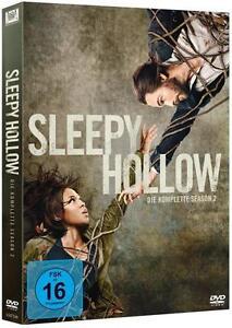 Sleepy Hollow - Staffel 2 komplett - DVD - Rum, Österreich - Sleepy Hollow - Staffel 2 komplett - DVD - Rum, Österreich