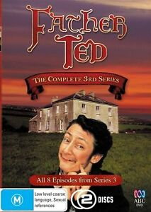 Father Ted : Series 3 (DVD, 2010, 2-Disc Set) - Region 4