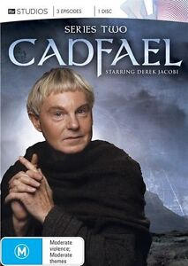 Derek-Jacobi-is-Cadfael-Series-2-DVD-Region-4-New-amp-Sealed-Free-Postage