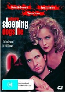 Where Sleeping Dogs Lie (DVD, 2006) - New/Sealed