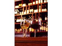 Experienced bar tender/barista