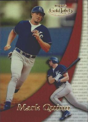 - 2000 Topps Gold Label Class 3 Baseball Card Pick