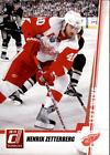 Donruss Rookie Henrik Zetterberg Hockey Trading Cards