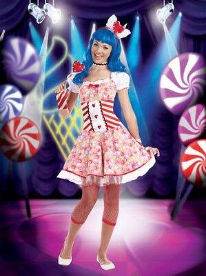 Lollipop Sensation Halloween Party Junior Costume Girl Teen Dress Gift MEDIUM