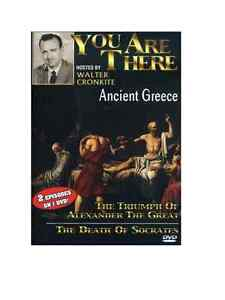 You Are There: Ancient Greece - Hosted By Walter Kronkite