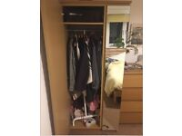 Ikea Wardrobe, Collect West End