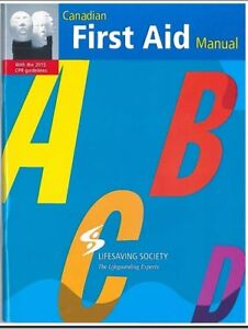 Canadian First Aid Manual (PKIN 0750)
