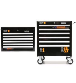 Halfords Industrial Tool Box Chest Set **BRAND NEW**