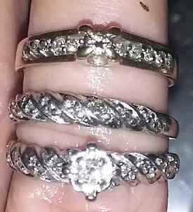 Rings $100 each size 7