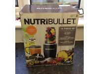 NutriBullet 12 piece Blender