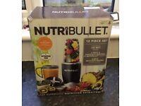 NutriBullet 12 piece Blender