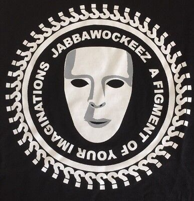 Used, Jabbawockeez A Figment Of Your Imaginations Xxl T Shirt New Black Mask Jbwkz for sale  Shipping to Canada